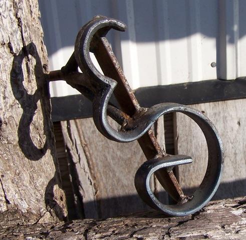 Branding Irons Porter Quarter Horses